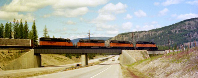 Milwaukee Road Historical Association - Places of Interest
