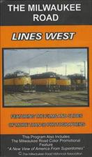 Click to view product details for Milwaukee Road Lines West