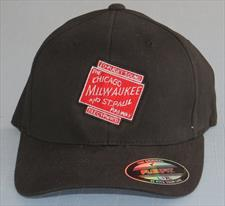 Click to view product details for Chicago, Milwaukee & St . Paul Cap